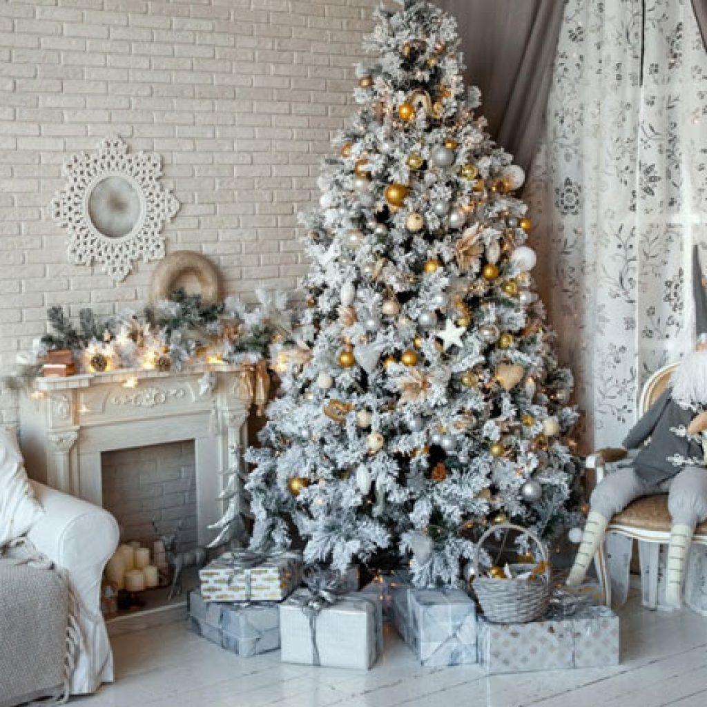 подготовка к новому году, как украсить квартиру