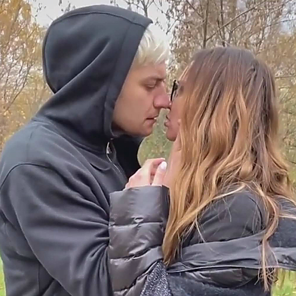 Ольга Бузова и Давид Манукян
