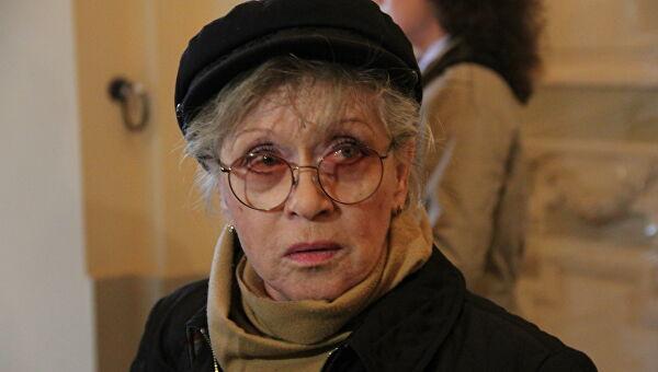 Советская актриса Алиса Фрейндлих
