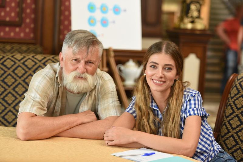Станислав Боклан и Дарья Петрожицкая