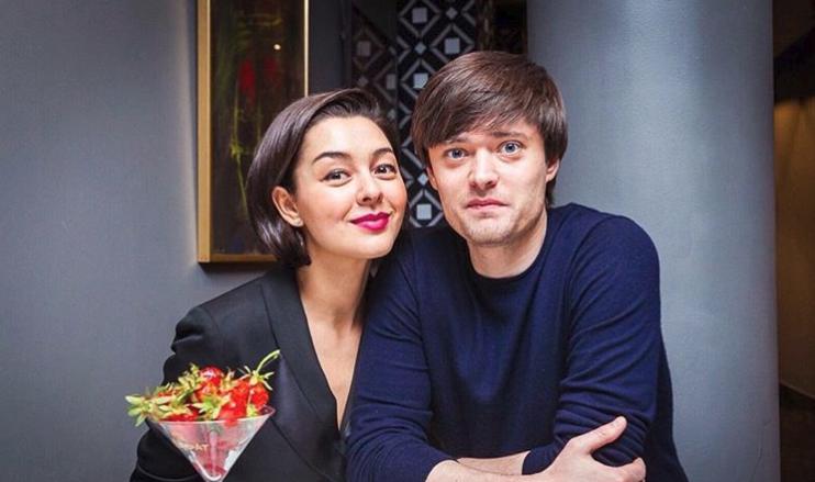 Марина Кравец и Аркадий Водахов