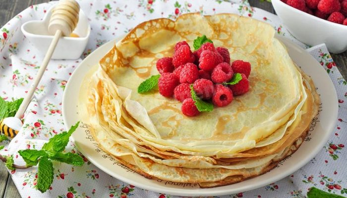 Самые вкусные рецепты блинов на Масленицу