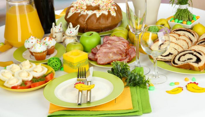 Что приготовить на Пасху 2020: быстрые и вкусные блюда для праздничного стола