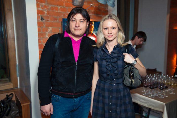 Мария Миронова и ее первый муж Игорь Удалов