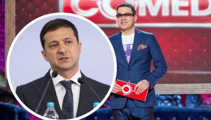 Гарик Мартиросян высказался о Владимире Зеленском