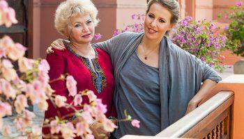 Мама Ксении Собчак госпитализирована в больницу для зараженных коронавирусом