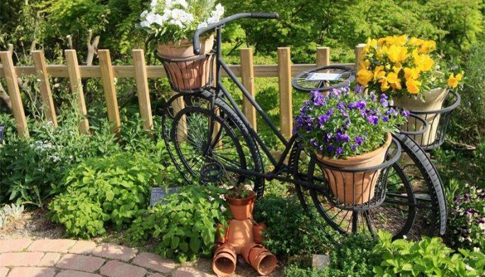 Идеи для сада, дачи и огорода своими руками (фото)