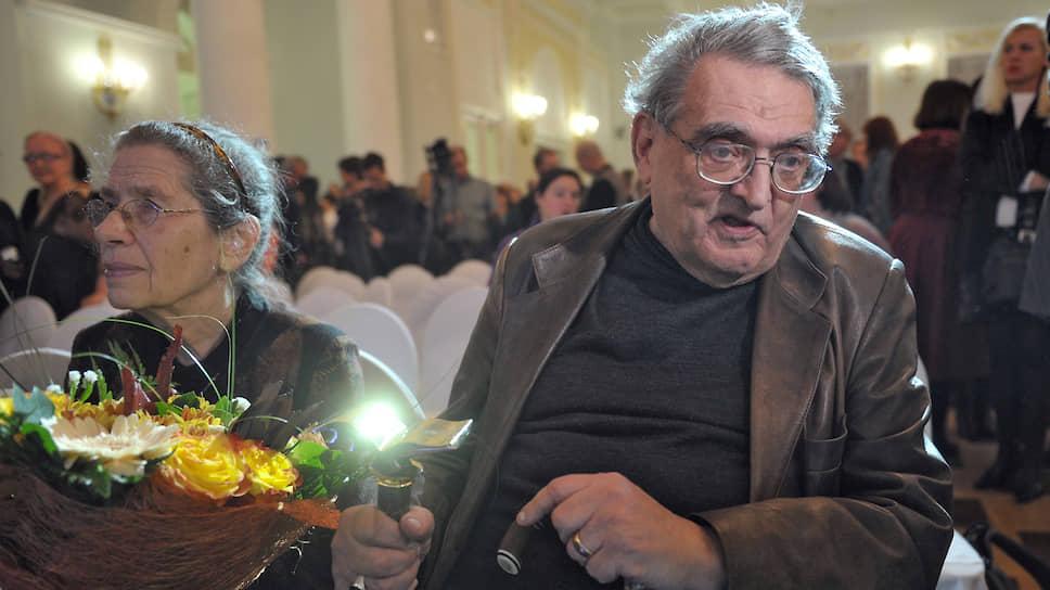 Умер Леонид Зорин