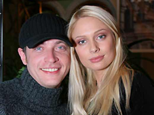 Наталья Рудова и Кирилл Сафонов