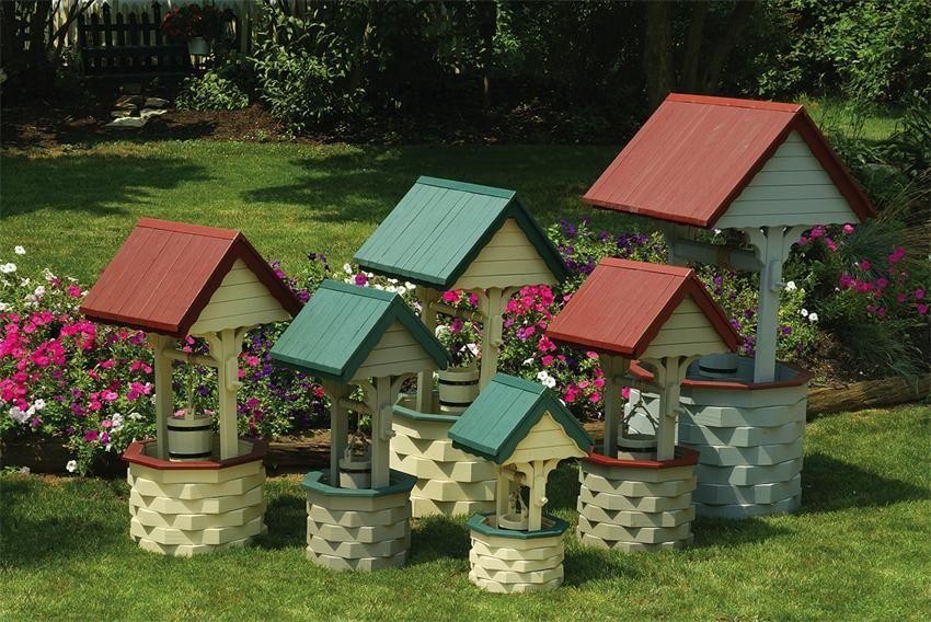 Идеи для сада, дачи и огорода своими руками