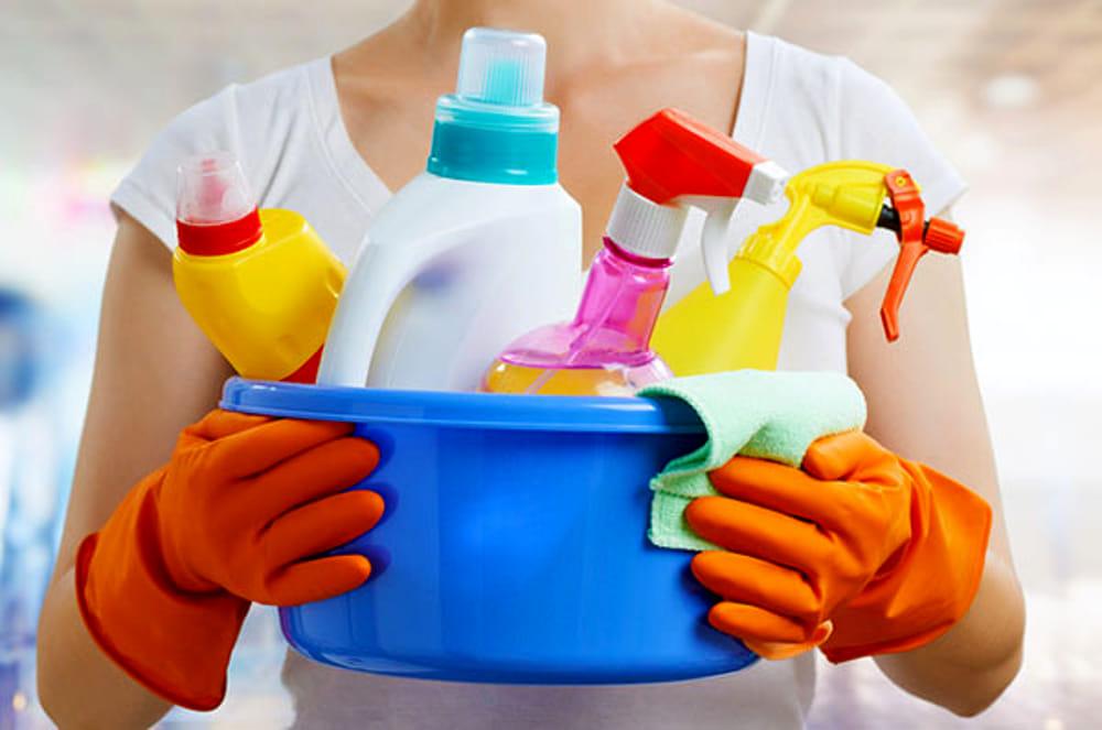 Средства для уборки дома