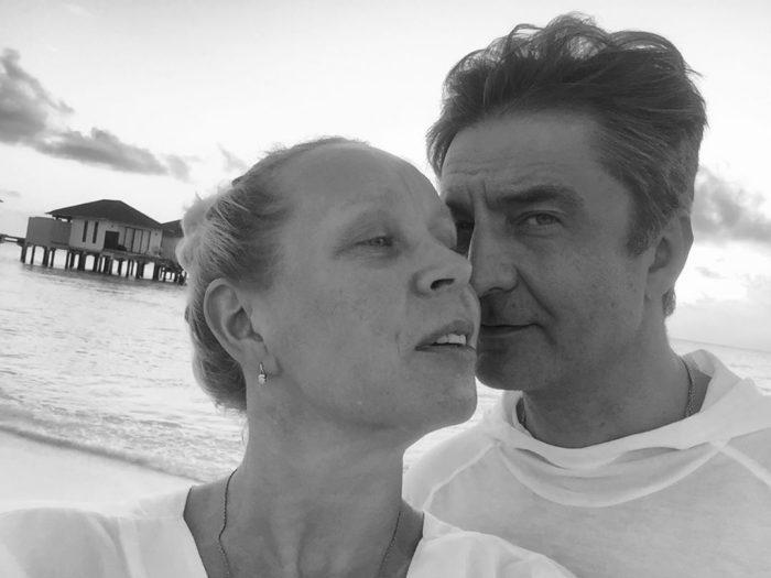 Андрей Чубченко и Юлия Зыкова