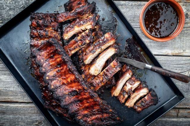 мариновка мяса