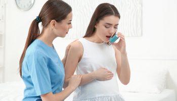 астма и беременность