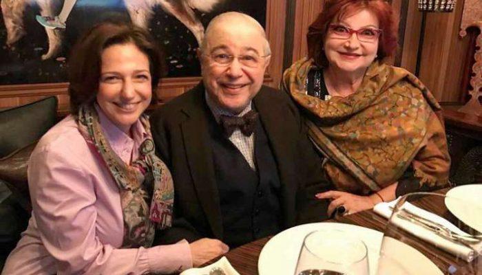 Петросян, Степаненко и их дочь