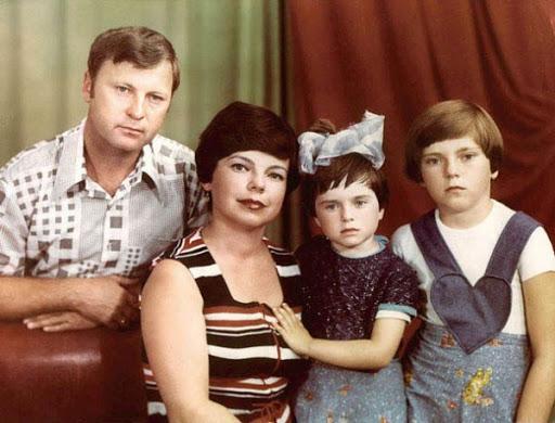 Семья певицы Наташи Королевой