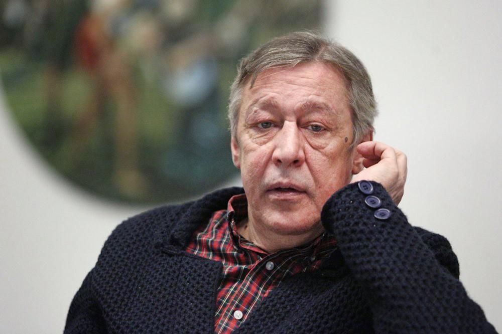 Мизаил Ефремов попал в ДТП