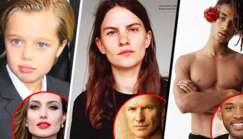 Знаменитости, которые позволяют своим детям сменить пол!