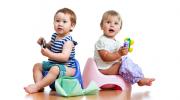 Как приучить ребенка к горшку: полезные советы
