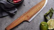 Как точить керамический нож
