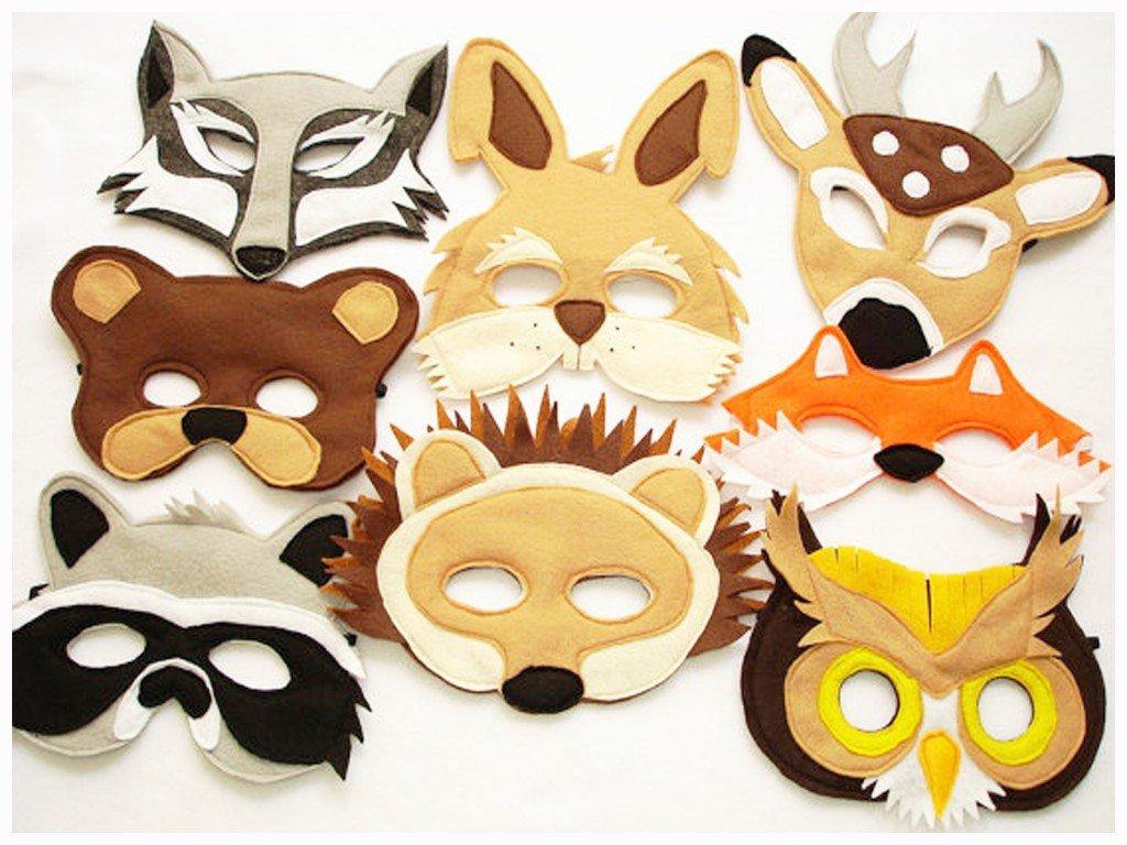 маски своими руками