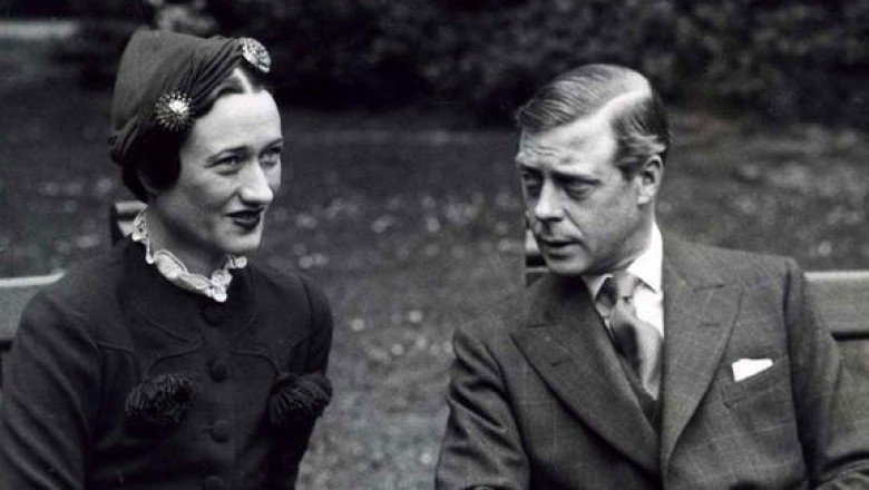 История любви Эдуарда VIII и Уоллис Симпсон