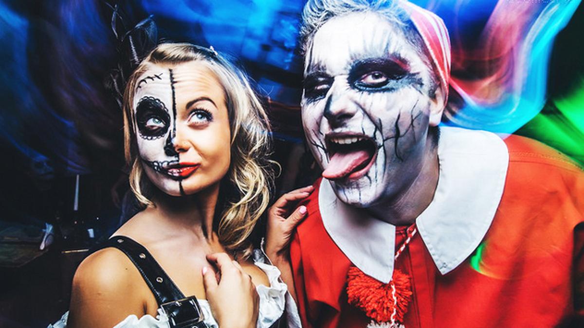 Хэллоуин в мире и в России