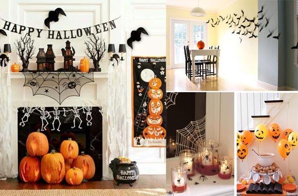 Создание атмосферы Хэллоуина