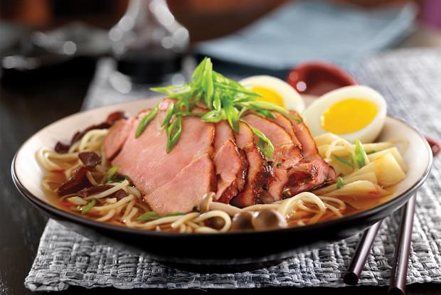 рецепт японского супа