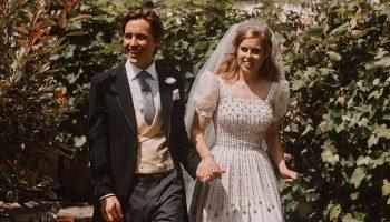 Принцесса Беатрис вышла замуж! Королевская свадьба, подобной которой никогда не было