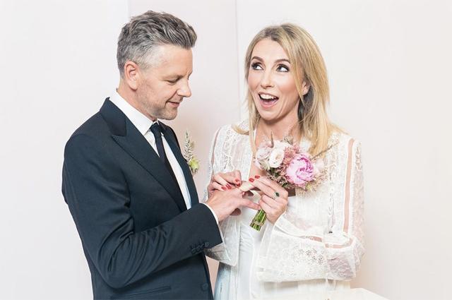 свадьба Бондарчук