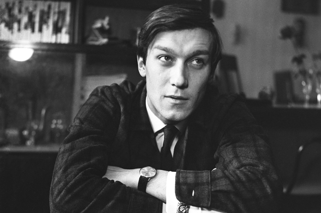 Олег Янковский - великий актер