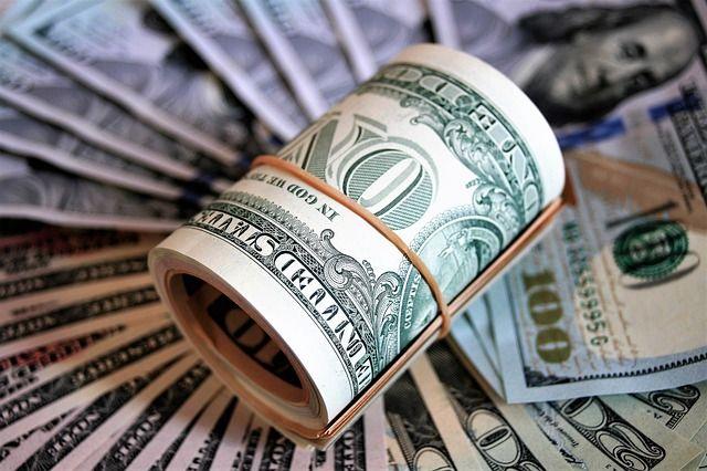 Падение курса доллара