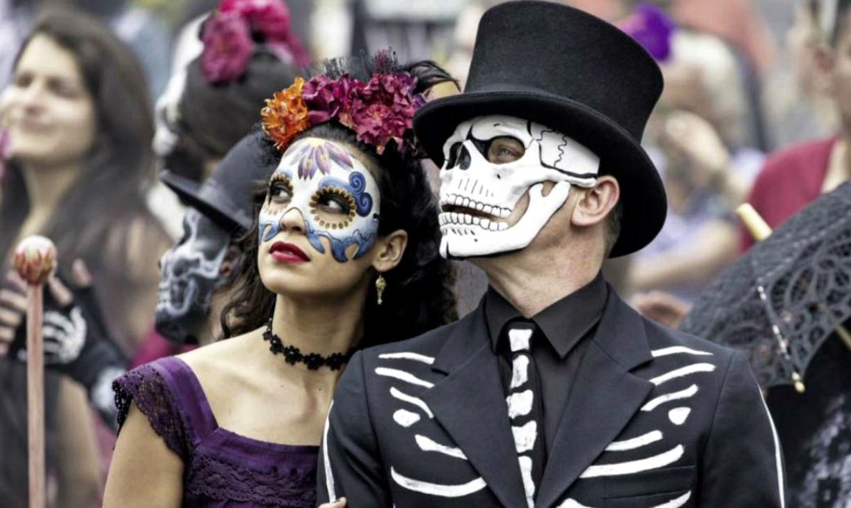 Выбор образа на Хэллоуин