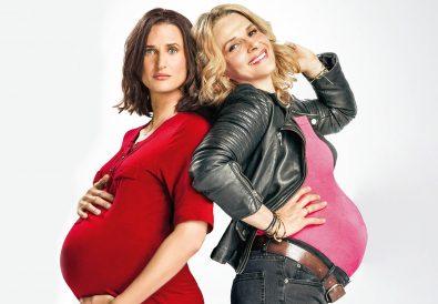 сериалы про беременных и роды
