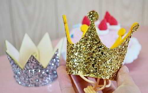 как сделать корону своими руками
