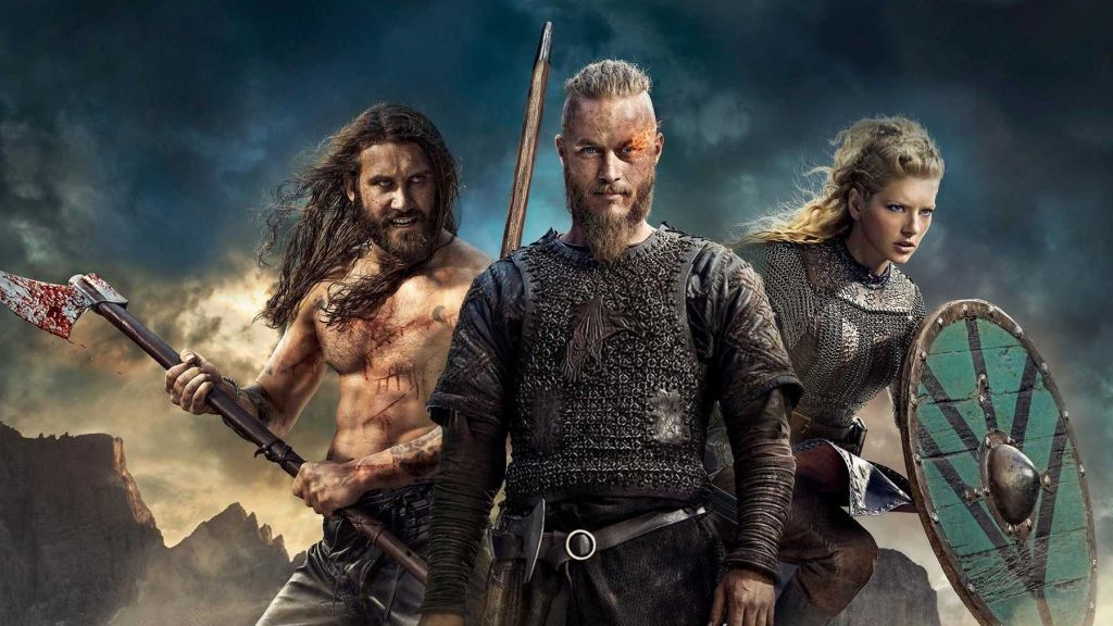 лучшие сериалы про викингов