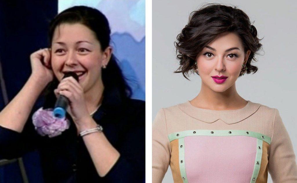Сравните фото: Марина Кравец в молодости и сейчас