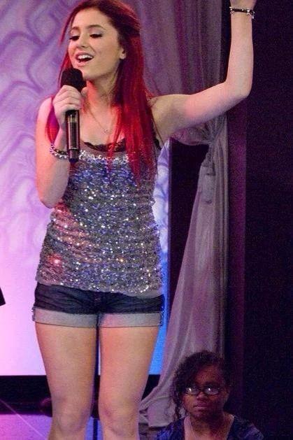 Ариана Гранде — голос для феи… Диаспро! — Блог Гризельды про Винкс