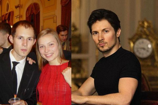 Павел Дуров до и после пластики
