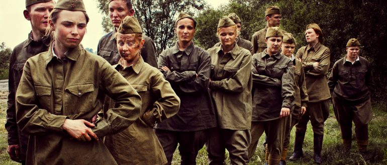 лучшие сериалы про войну