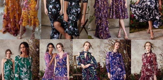 модные платья 2021