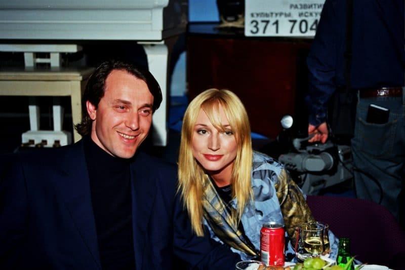 Кристина Орбакайте с Русланом Байсаровым