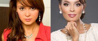 Анна Калашникова до и после пластики