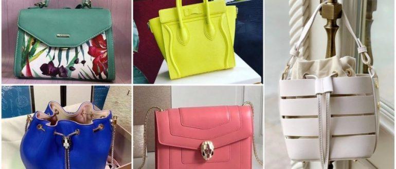 модные летние сумки 2021