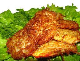 Драников из картошки: пошаговые рецепты с фото