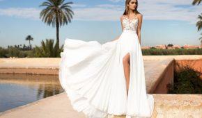 Миниатюра к статье Модные тенденции свадебных платьев 2018 (фото)