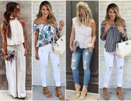 Мода для женщин лето 2018