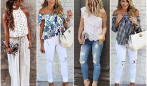 Миниатюра к статье Мода для женщин лето 2018 (фото)