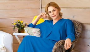 Миниатюра к статье Анна Каменкова — биография, личная жизнь, муж, дети (фото)